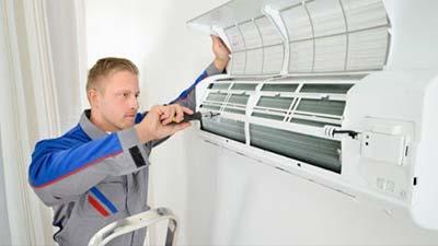 Instalación conductos airea condicionado en Madrid
