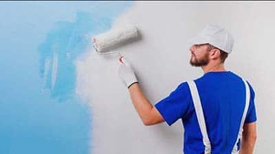 Servicio de pintura de paredes y techos en Madrid