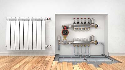 Instalación de calefacción y caldera en Madrid
