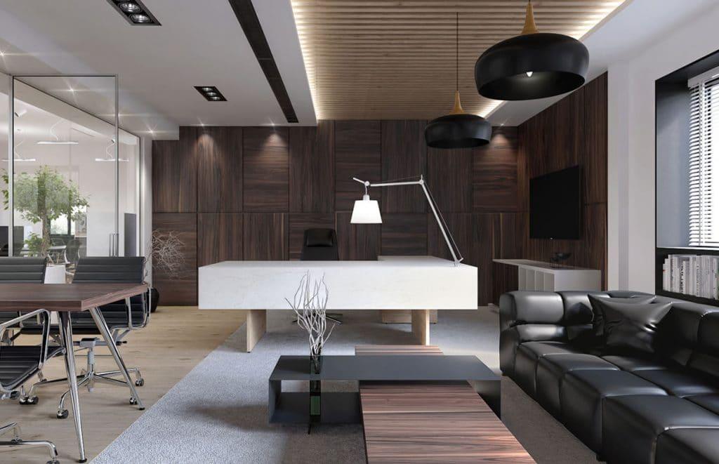 diseños y remodelaciones de oficinas