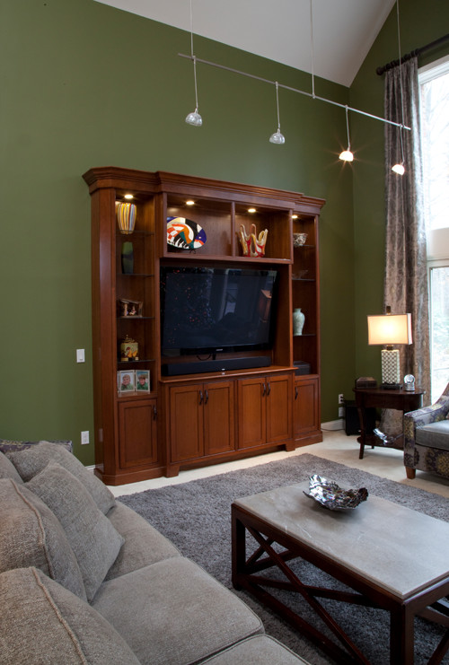 1611496551 385 Tips And Trends For Displaying Your TV in Your Home