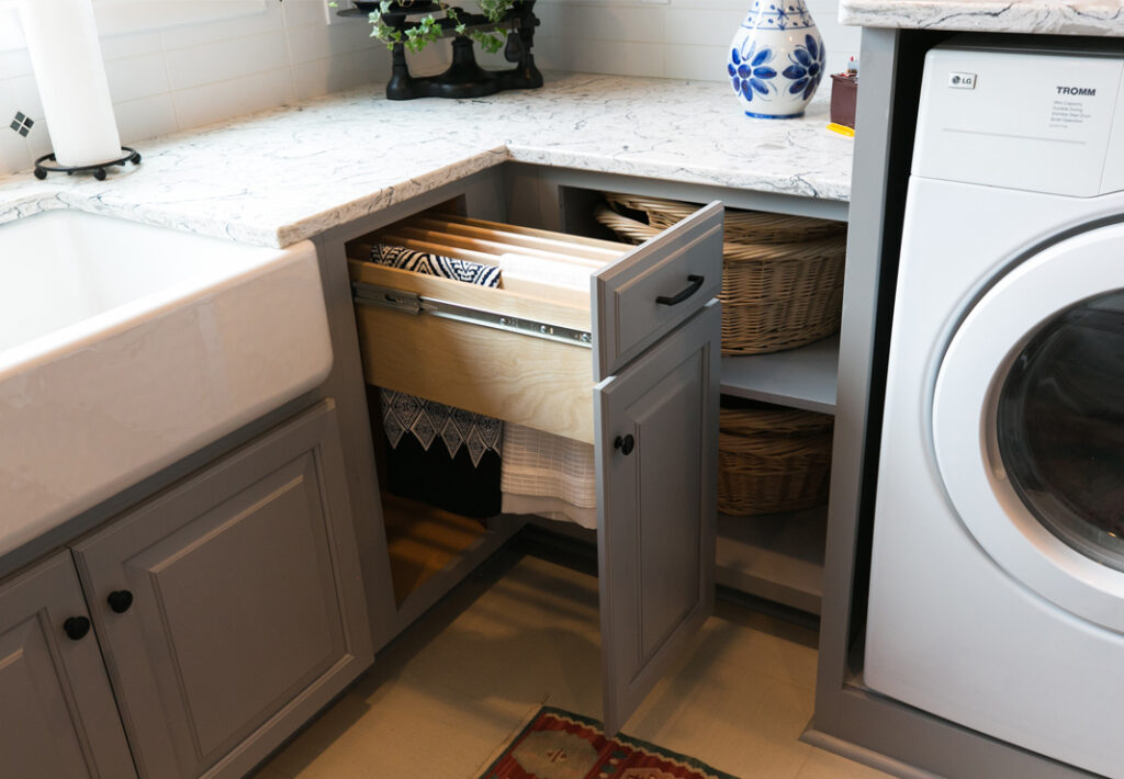 1611500599 244 Dover Home Remodelers can help you create your ideal laundry