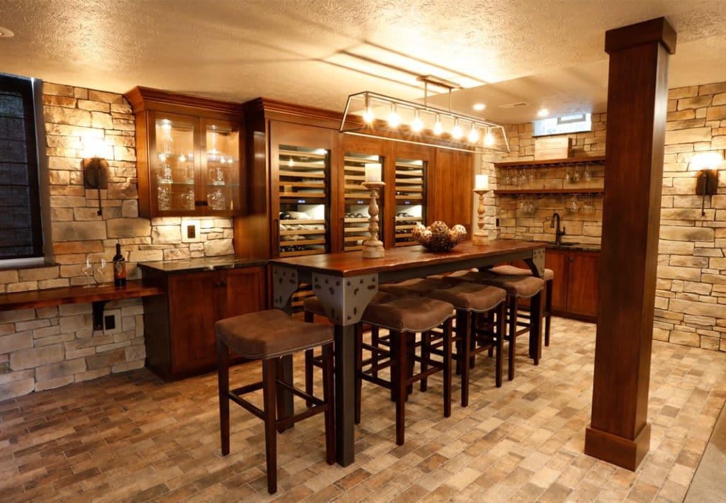 Basement Flooring Dover Home Remodelers