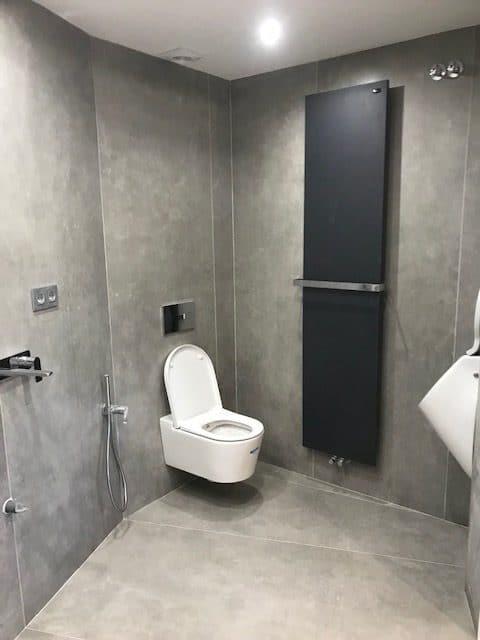 Reforma de baños en la localidad de Collado Villalba