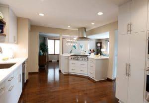 Opciones del suelo para toda la casa