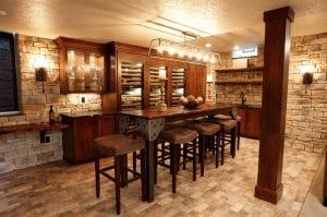 Actualice su nivel inferior. Ideas para el suelo del sótano, las paredes y mucho más.