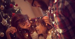 Cómo elegir luces navideñas seguras para su hogar