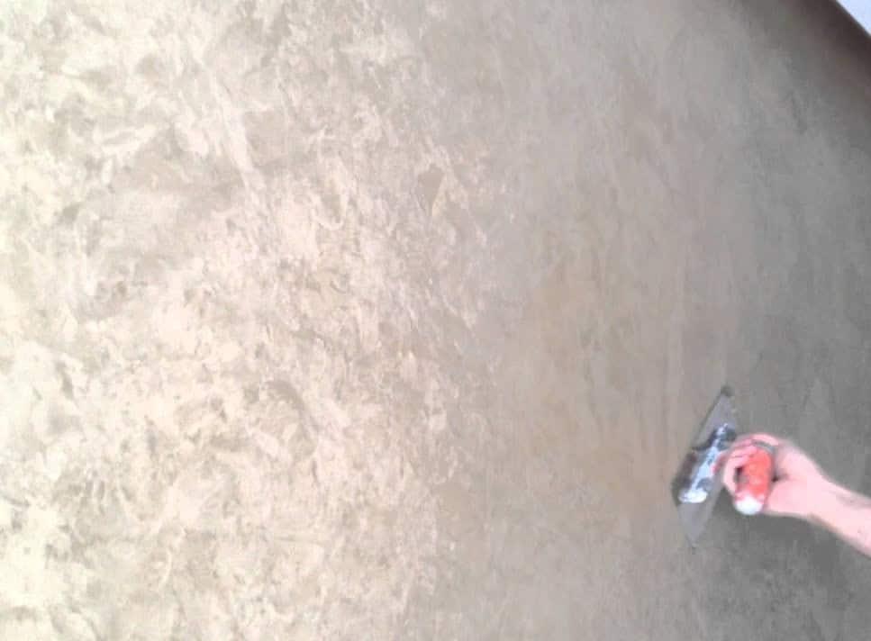 Pasillo con estuco en Ciempozuelos