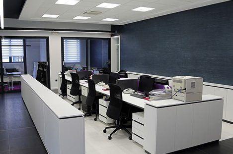aire acondicionado para oficinas