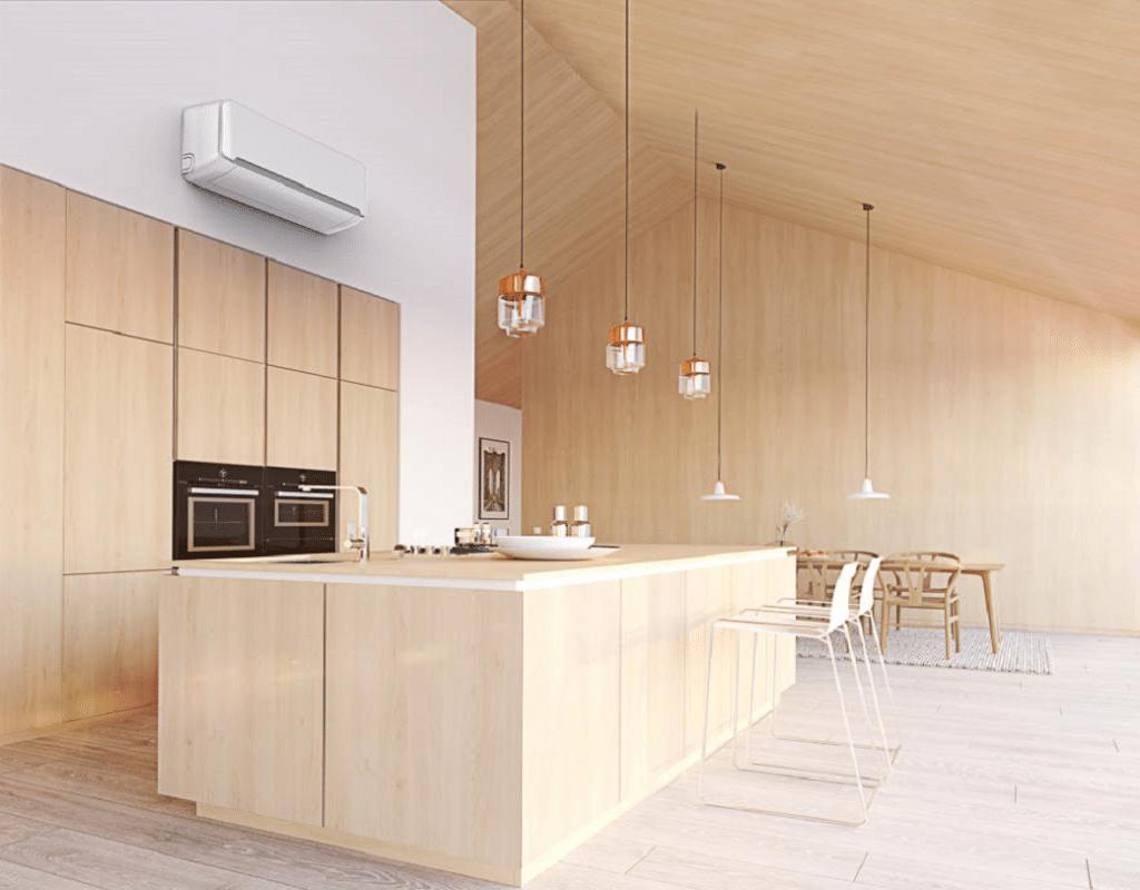 forma correcta de instalar aire acondicionado