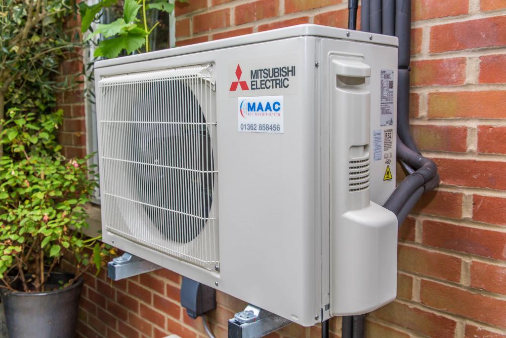 Instalador aire acondicionado en Venturada