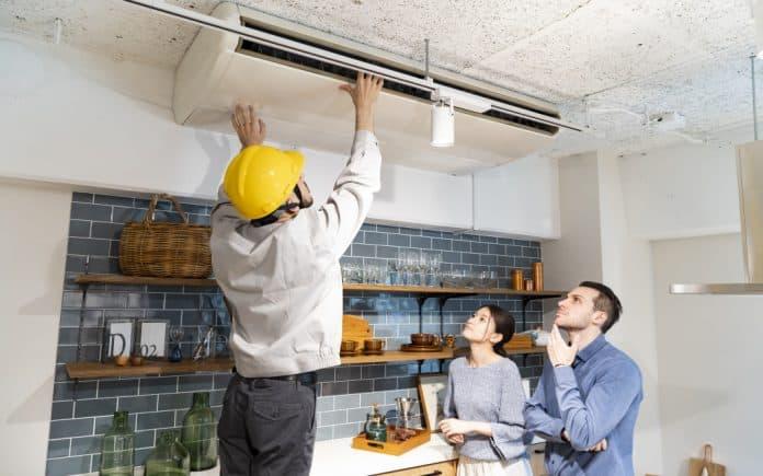 Precio de instalar un aire acondicionado