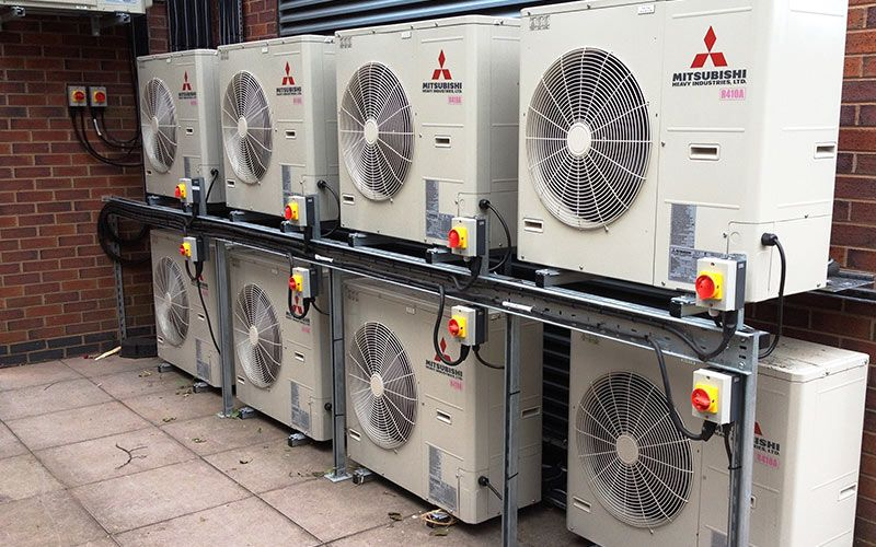Instalador aire acondicionado en Villamantilla