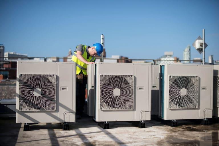 Instalador aire acondicionado en Lozoya