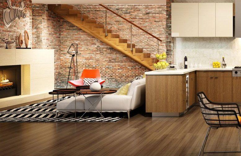 Reforma en Villaviciosa de Odon de salon y cocina 1